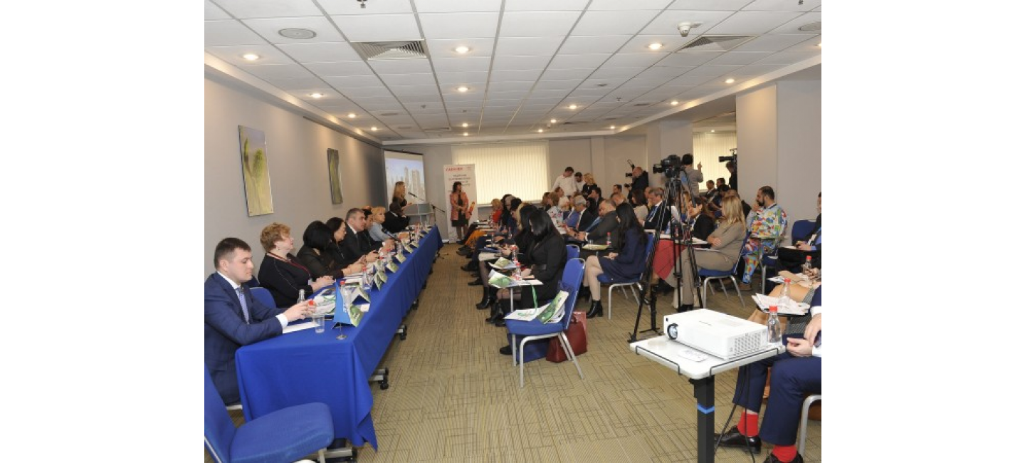 PRESENTATION OF THE FIRST CASPIAN ECONOMIC FORUM HELD IN MOSCOW