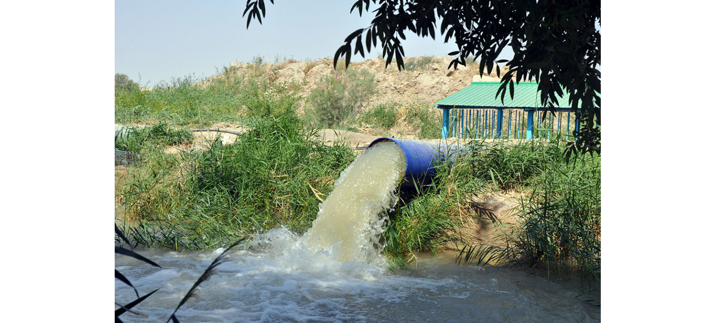 Innovations in irrigation: The State Water Management Committee implements joint project with the UNDP
