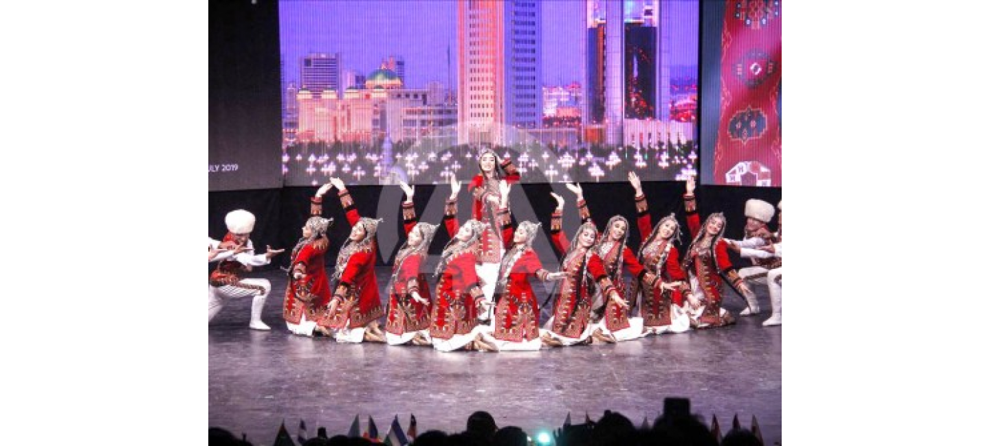 TURKMEN ARTISTS AMONG THE WINNERS OF THE INTERNATIONAL FOLK DANCE COMPETITION