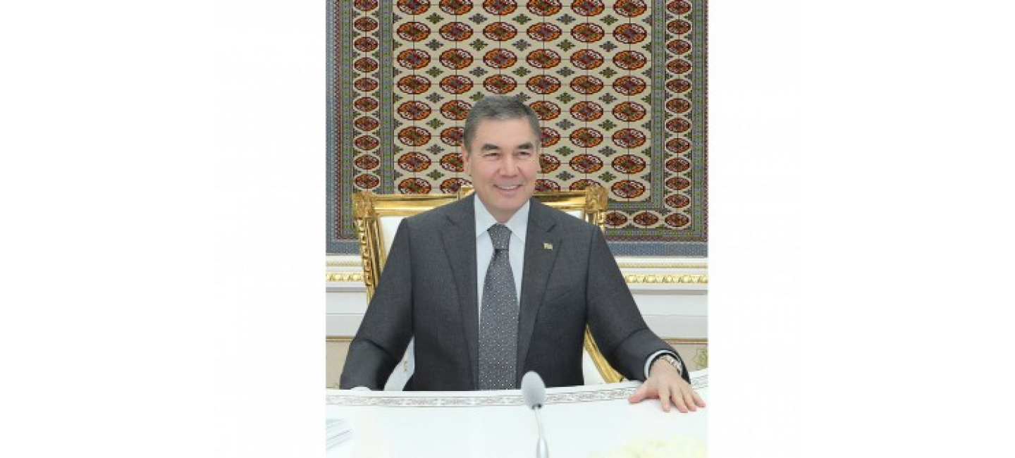 A TELEPHONE CONVERSATION WAS HELD BETWEEN THE PRESIDENTS OF TURKMENISTAN AND ITALY